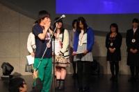 『声優魂』大阪大会決勝の様子