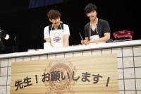 東方神起(左からチャンミン、ユンホ)