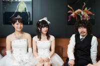 右から清 竜人、清 咲乃、清 亜美