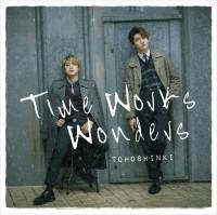 東方神起のシングル「Time Works Wonders」【CDのみ】