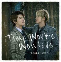 東方神起のシングル「Time Works Wonders」【CD+DVD】