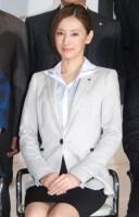 第8回女性が選ぶ「なりたい顔」ランキング1位となった北川景子 (C)ORICON NewS inc.