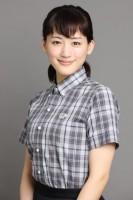 第8回女性が選ぶ「なりたい顔」ランキング2位の綾瀬はるか(撮影・片山よしお)