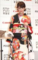 第8回女性が選ぶ「なりたい顔」ランキング7位の桐谷美玲 (C)ORICON NewS inc.