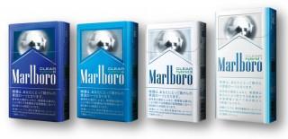 フィリップ モリス ジャパンのタバコ「マールボロ・クリア・ハイブリッド」