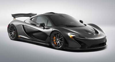 スーパースポーツカー「マクラーレン・P1」