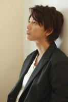 『第6回男性が選ぶ「なりたい顔」ランキング』8位の佐藤健(撮影・逢坂聡)
