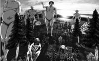 東京・上野の森美術館で開催 『進撃の巨人展』(2015年1月25日まで)