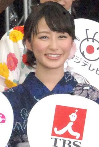 第11回 好きな女性アナウンサーランキング8位の枡田絵理奈アナ (C)ORICON NewS inc.