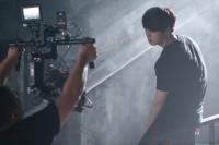 防弾少年団のジョンググ  MV撮影オフショット