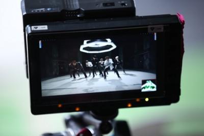 MV撮影オフショット