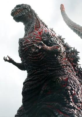ゴジラ新時代の幕開けを告げる大ヒットを記録した『シン・ゴジラ』81億円