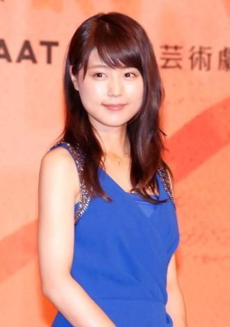 『2014年 ブレイク女優ランキング』首位を獲得した有村架純 (C)ORICON NewS inc.