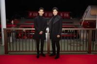 東方神起(左から)チャンミン、ユンホ