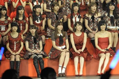 Ske48の画像 写真 第4回 Akb48紅白対抗歌合戦 511枚目 Oricon