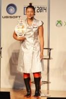 向かうところ敵なしの世界No.1ツヨカワファイター・RENA(Girls S-cup 世界トーナメント2014 王者)