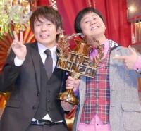 『2014年 ブレイク芸人ランキング』3位のウーマンラッシュアワー (C)ORICON NewS inc.