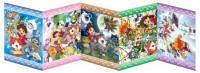 スペシャルポストカード「妖怪ウオッチプレミアムフレーム切手シート」(C)L5/YWP・TX