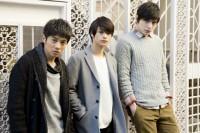 (左から)D-BOYSの和田正人、D-BOYSの瀬戸康史、城田優