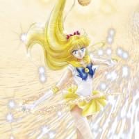トリビュートアルバム『美少女戦士セーラームーン THE 20TH ANNIVERSARY MEMORIAL TRIBUTE』【アナログ盤】「乙女のポリシー」やくしまるえつこ/「風も空もきっと」川本真琴 (C)Naoko Takeuchi