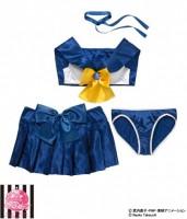 『美少女戦士セーラームーン』のランジェリー『セーラームーンなりきりブラセット』第2弾(2014年に発売されたバンダイと下着メーカー「PEACH JOHN」のコラボ企画)