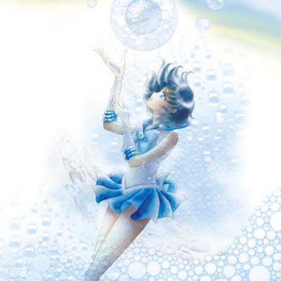 「セーラースターソング」堀江美都子/「HEART MOVING」中川翔子 (C)Naoko Takeuchi