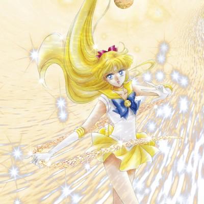 「乙女のポリシー」やくしまるえつこ/「風も空もきっと」川本真琴 (C)Naoko Takeuchi