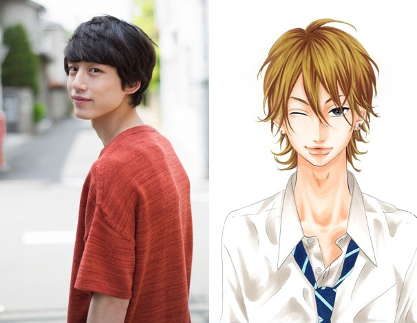 頭よし、顔よし、運動神経抜群の学校イチのモテ男・弘光廣祐を演じる坂口健太郎
