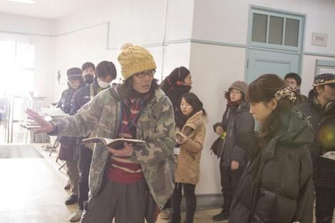 撮影現場メイキングカット(C)2015 映画「ヒロイン失格」製作委員会(C)幸田もも子/集英社