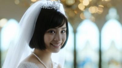 『プロポーズされたら、ゼクシィ』CM 広瀬すず・チャペル篇より