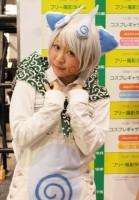 『niconico』のゲーム実況&ゲーム大会『闘会議2015』コスプレイヤー