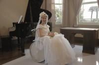 初のウエディングドレス姿を披露した『繕い裁つ人』(C)2015 池辺葵/講談社・「繕い裁つ人」製作委員会