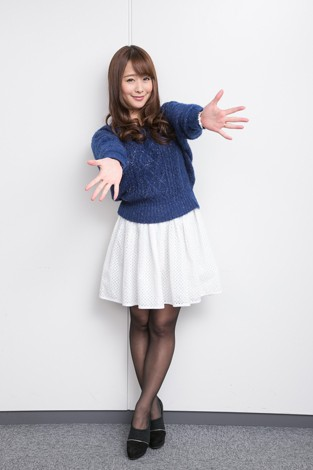 白石茉莉奈(撮り下ろし写真:田中達晃)