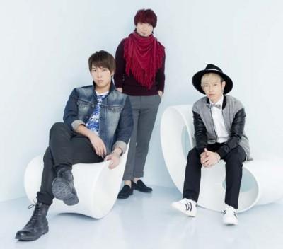 ソナーポケット 左からko-dai、matty、eyeron
