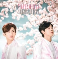 東方神起のシングル「サクラミチ」【CD+DVD】