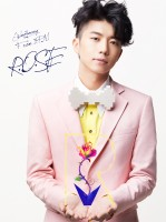 WOOYOUNG(From 2PM)のシングル「R.O.S.E」【初回生産限定盤A】