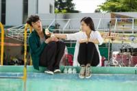 ソ・イングク 映画『君に泳げ!』インタビュー(C) <NO BREATHING> SPC All Rights Reserved