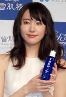 2015年『恋人にしたい女性有名人ランキング』 4位の新垣結衣 (C)ORICON NewS inc.