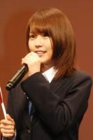 2015年『恋人にしたい女性有名人ランキング』 5位の有村架純 (C)ORICON NewS inc.