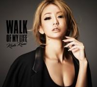 倖田來未のアルバム『WALK OF MY LIFE』【CD+LIVE DVD FC限定盤】