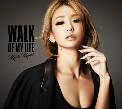 アルバム『WALK OF MY LIFE』【CD+LIVE DVD FC限定盤】