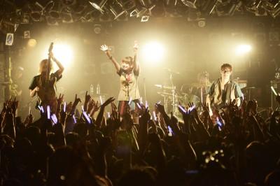 渋谷クラブクアトロのライブ(1月11日開催)