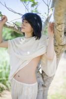 5年ぶりとなるグラビアに登場した遠藤久美子