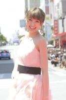 映画祭最終日、那覇の国際通りで行われたレッドカーペットにゲストが集結!