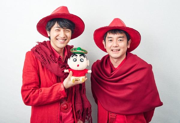 ゆず「OLA!!/ポケット」インタビューカット(写真・尾鷲陽介)