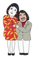 『映画クレヨンしんちゃん オラの引越し物語〜サボテン大襲撃〜』に出演した細貝さん&朱美ちゃん