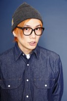 INKTのKei(G)[撮り下ろし写真:ウチダアキヤ]
