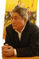 北野武監督 『龍三と七人の子分たち』インタビュー(写真:逢坂 聡)