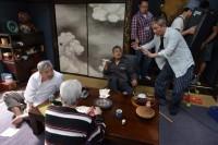 北野武監督 『龍三と七人の子分たち』インタビュー(C)2015「龍三と七人の子分たち」製作委員会