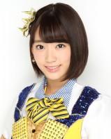 12位 宮脇咲良 13,169票 (HKT48 Team KIV / AKB48 Team A 兼任)
